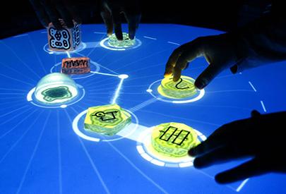 Gaudeix la recerca de les noves tecnologies!