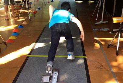 Física aplicada a l'esport