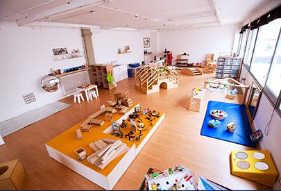 L'espai i el joc a l'educació infantil
