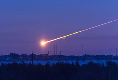 Com sabem si un asteroide xocarà o no amb la terra?