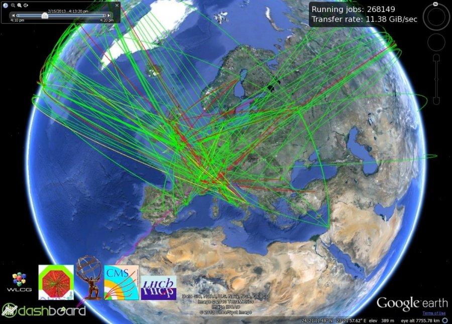 LHC: del Big Bang al World Wide Web i més enllà