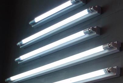 Làmpades de descàrrega: com funciona un fluorescent?