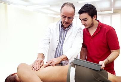 Tècniques bàsiques de fisioteràpia