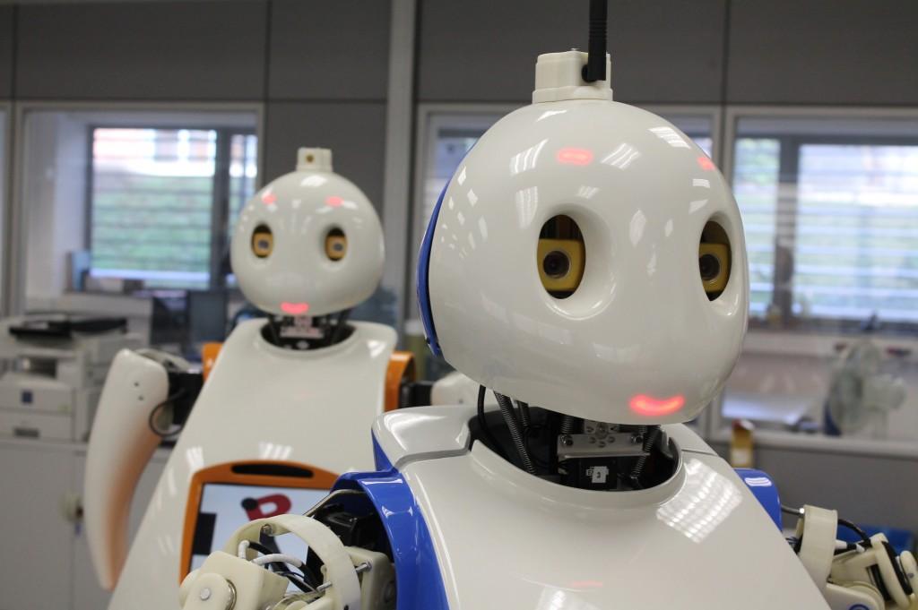 Descobreix com seran els robots del futur!