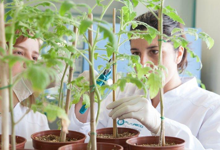 La biotecnologia aplicada a l'agricultura: visita Futureco Bioscience