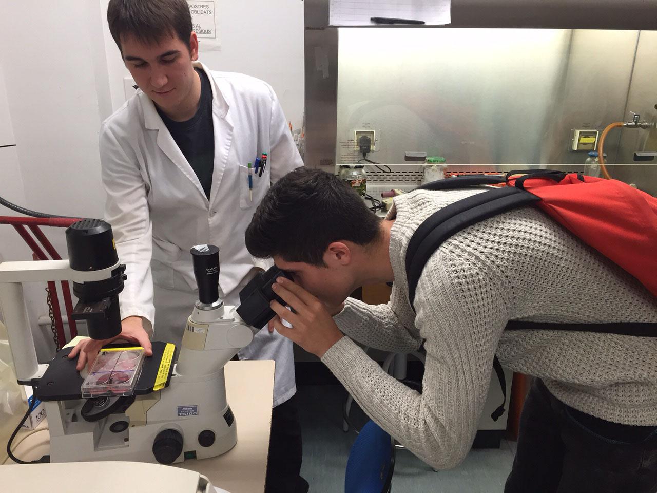 De professió, científic