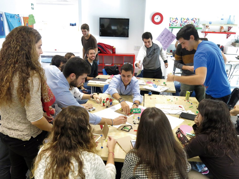 Tast d'emprenedoria: learning by doing