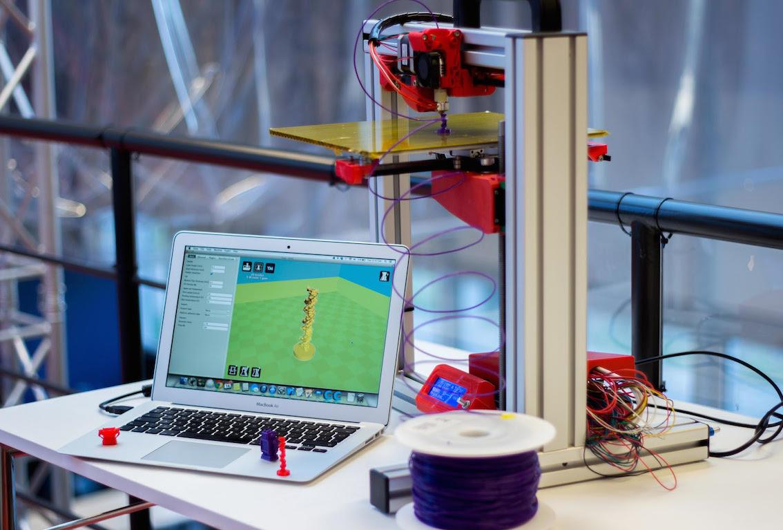 3D Print / Laser Cutting - workshop
