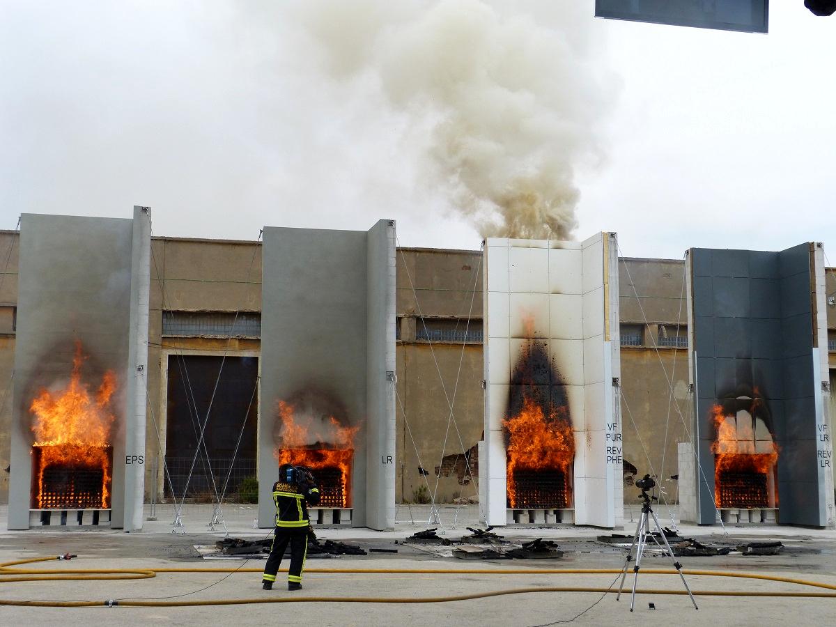 A la recerca de nous materials que ens protegeixin del foc