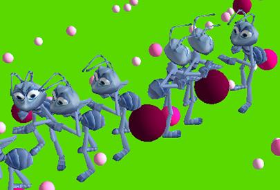 1 + 1 > 2 : Programant formigues