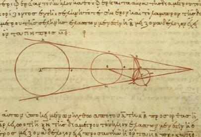 Com mesuraven distàncies astronòmiques abans de Crist?