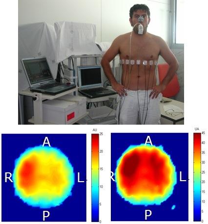 Visita al Laboratori d'Instrumentació Electrònica i Biomèdica