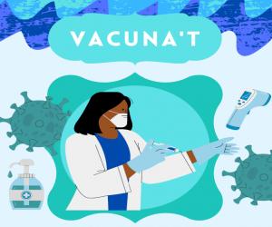 """Conclou la primera edició del projecte """"VacunAcció: com immunitzar-se contra la desinformació"""""""